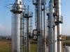 Impianto distillazione doppio effetto